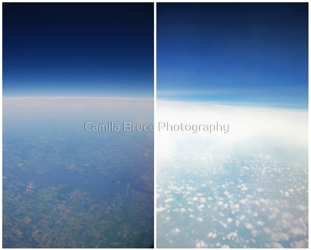 Heavenly Earth by Camila Bruce Photography
