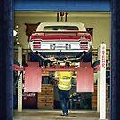 Oldsmobile 442 von coolArtGermany