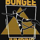 Bungee jumping sport by GeschenkIdee