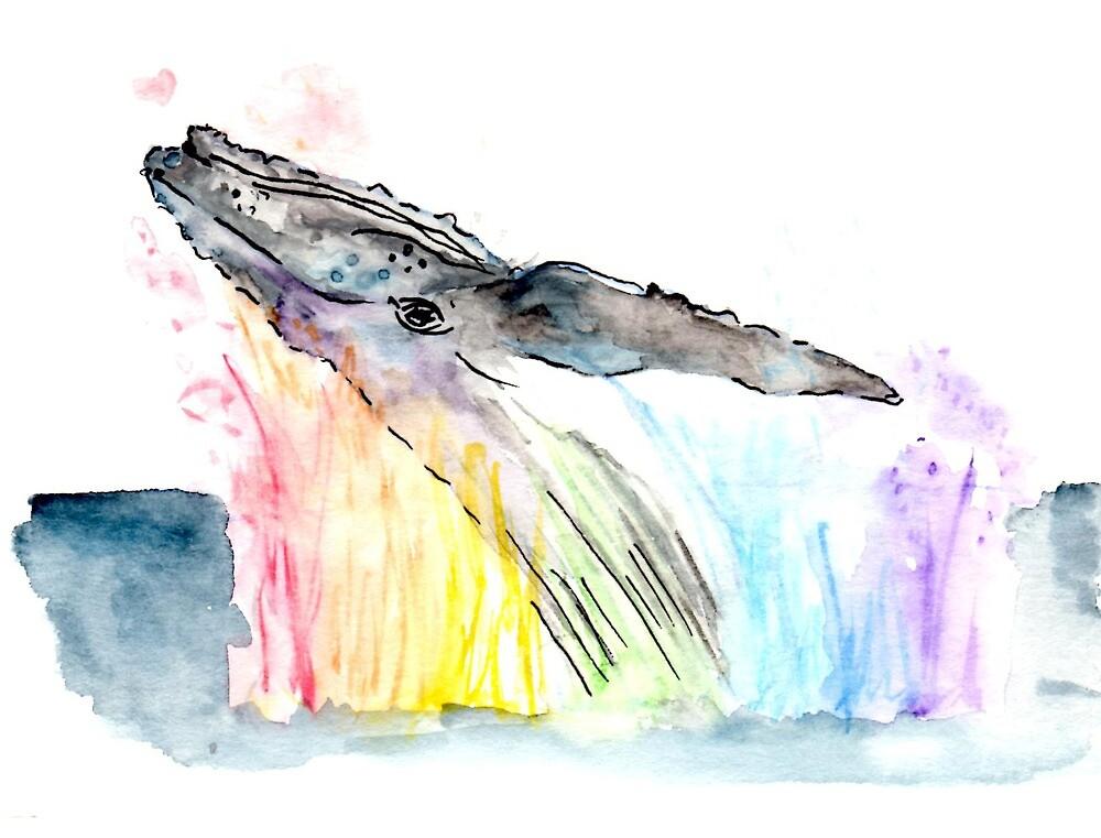 Whale of a Celebration by Tea Silvestre Godfrey