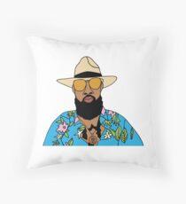 Playas Get Chose Throw Pillow