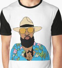 Playas Get Chose Graphic T-Shirt
