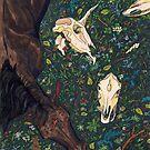 last unicorn by Kelshray