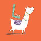 L is for Llama by Cory Reid