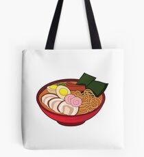Ramen noodles cartoon gift Tote Bag