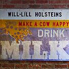Drink Milk by Glenna Walker