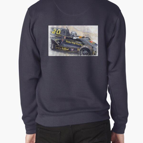 Monaco 1976 Wolf Wiliams FW05 Jacki Ickx Pullover Sweatshirt