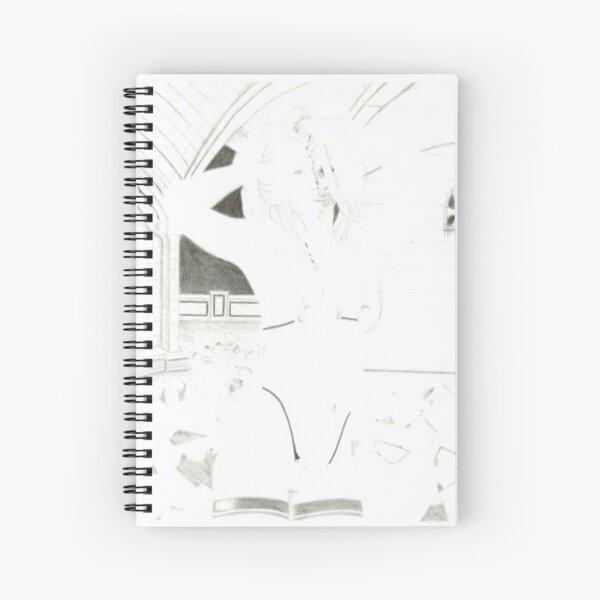 Bionoc Beaut Spiral Notebook