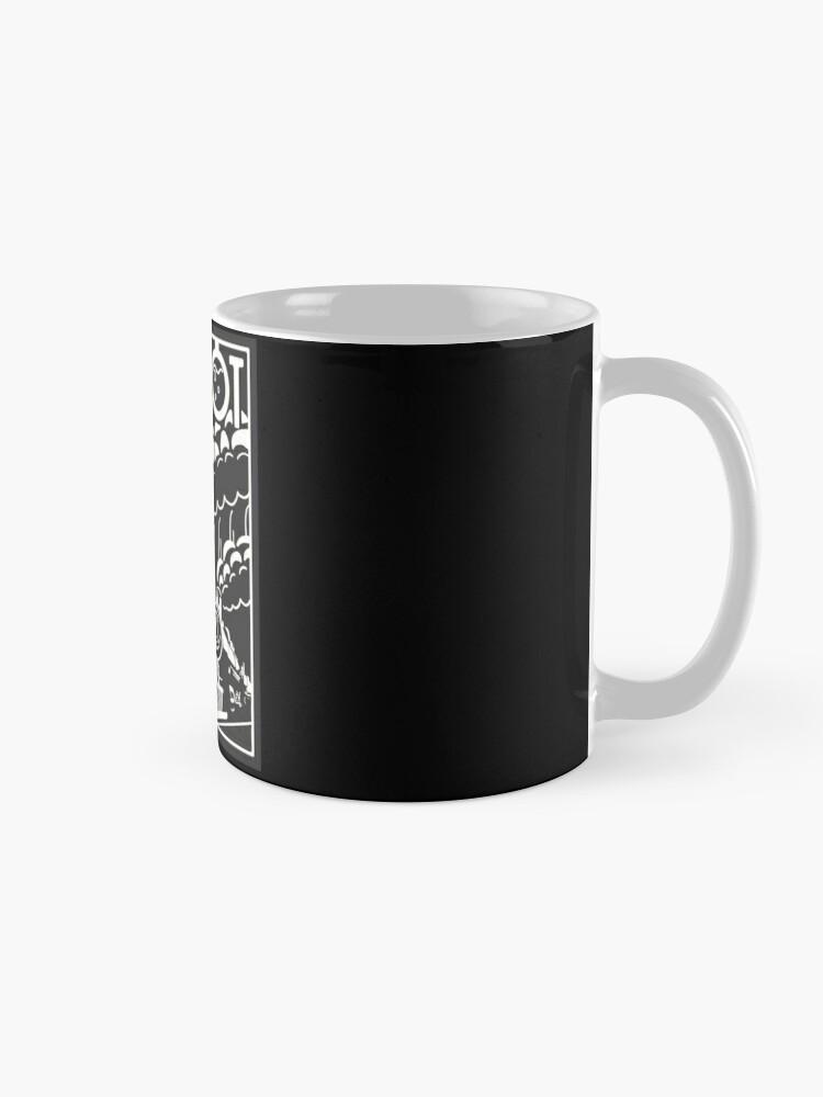 Alternate view of Poirot Mug