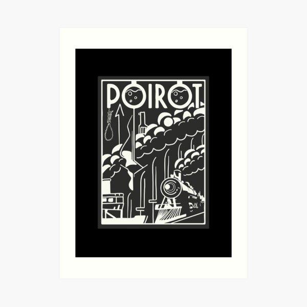 Poirot Art Print