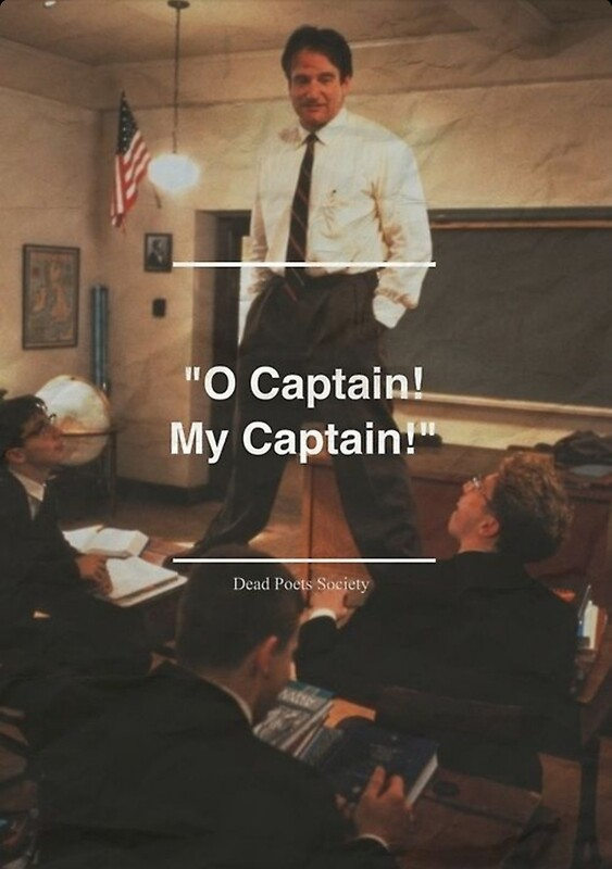 oh captain my captain essay Read this essay on o captain, my captain come browse our large digital warehouse of free sample essays get the knowledge you need in order to pass your classes and.