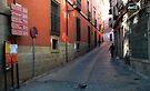 Early Sunday Morning - Toledo, Spain by T.J. Martin