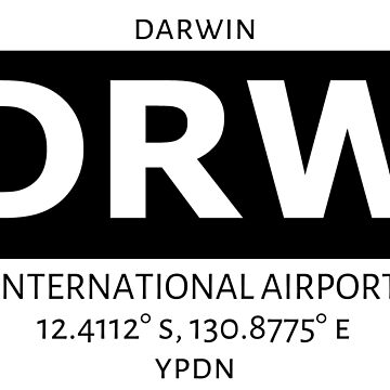 DRW Darwin Airport by Auchmithie49