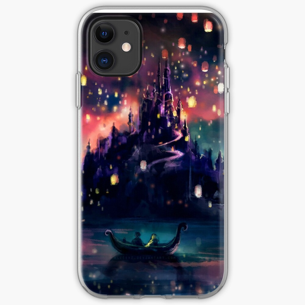 Tangled iPhone 11 case