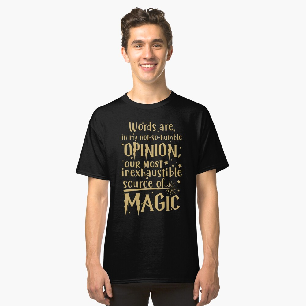 Inexhaustible source of magic Classic T-Shirt