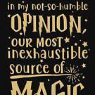 «Fuente inagotable de magia.» de DuxDesign