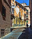 The Old City - Toledo, Spain by T.J. Martin