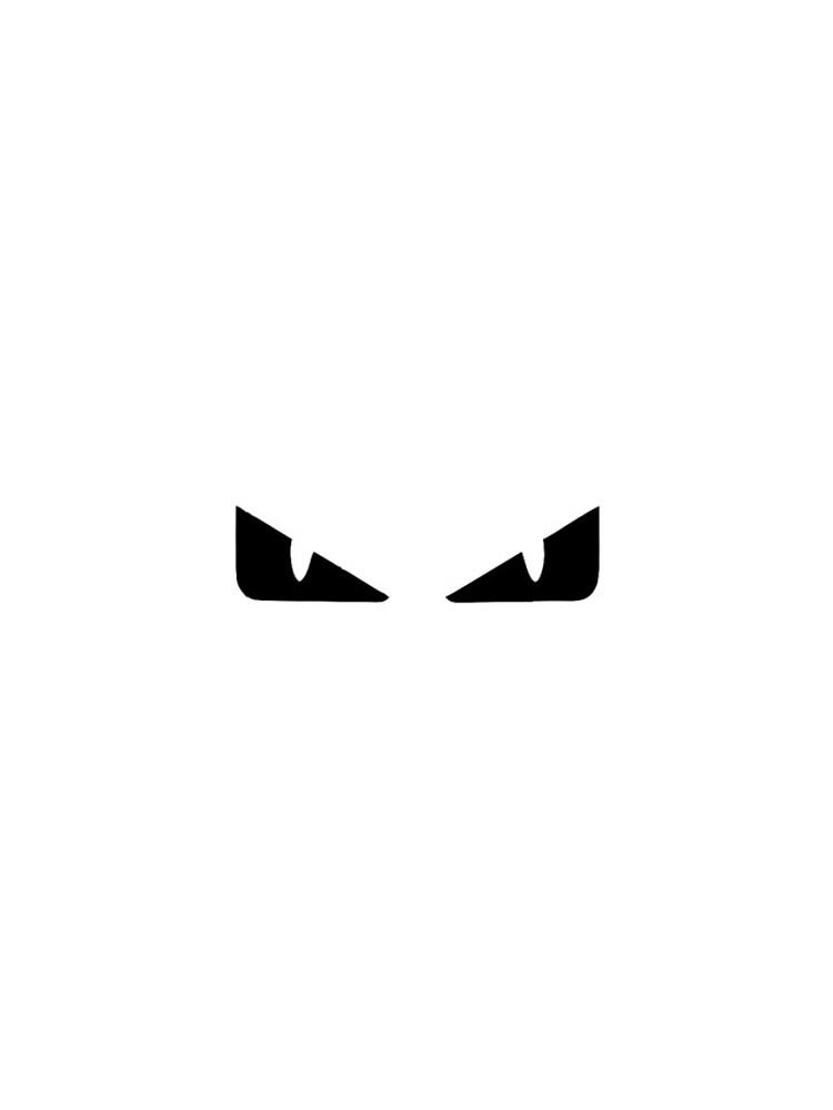 Fendi Monster Eye Merchandise by LarryManess