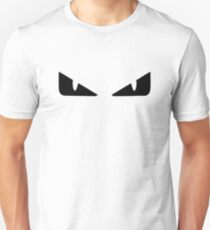 Fendi Monster Eye Merchandise Slim Fit T-Shirt