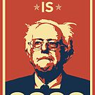 Bernie Sanders - Hindsight is 2020 by mavisshelton