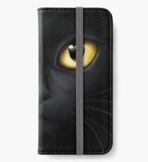 Petite Panthère Étui portefeuille/coque/skin iPhone