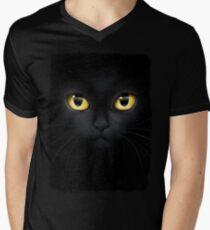 Petite Panthère T-shirt col V homme