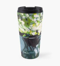 Lily of the Valley Travel Mug