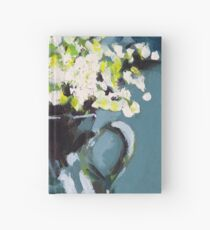 Lily of the Valley Hardcover Journal