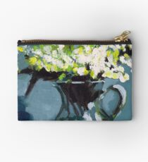 Lily of the Valley Studio Pouch