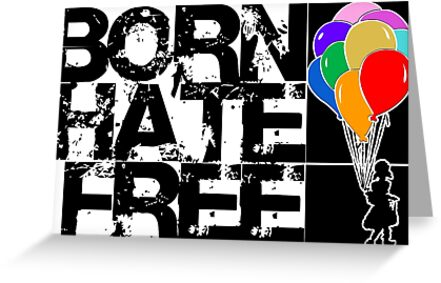born hate free by chromatosis