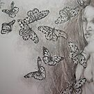 Butterfly Lady by BrigitteHintner