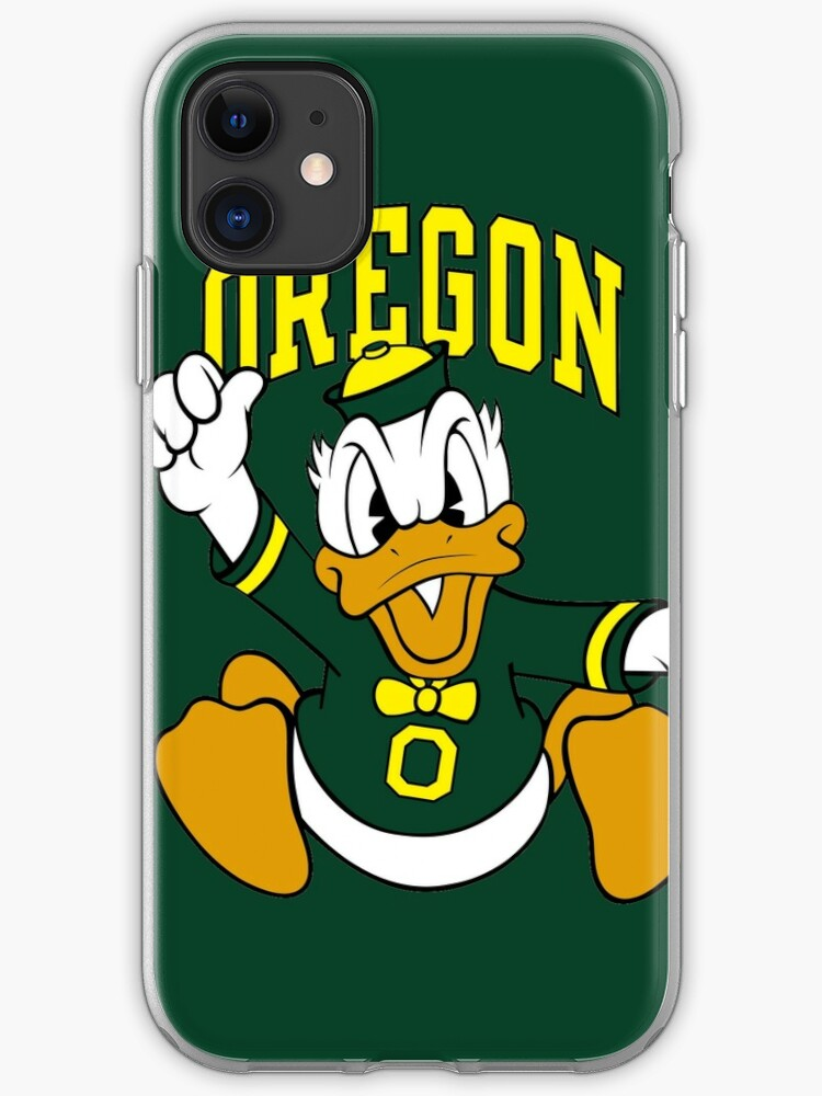 oregon ducks iphone case