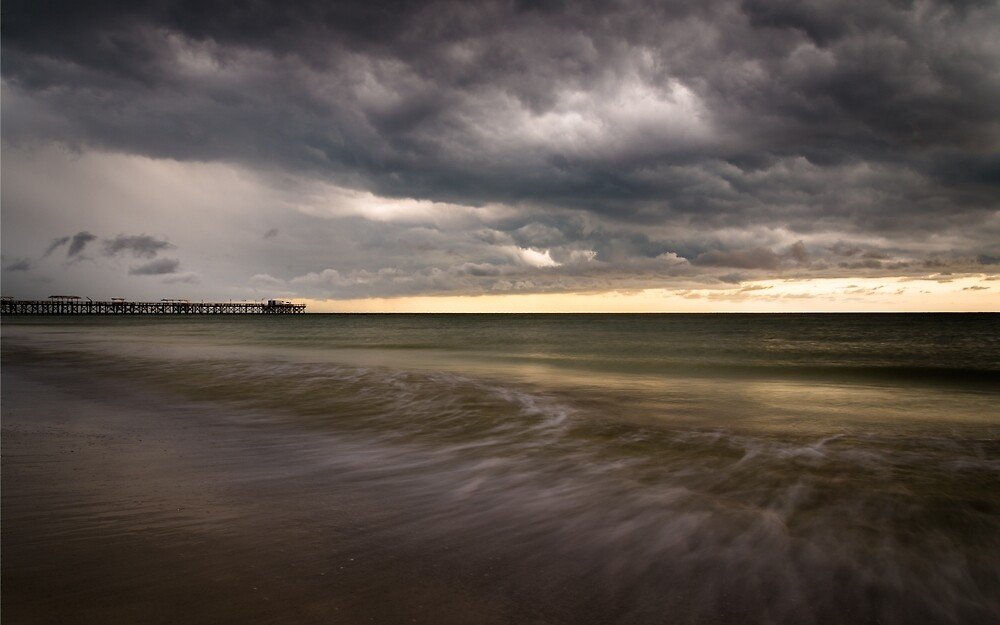 Billowing by Clay Townsend