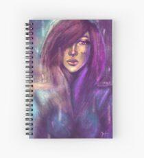 Lightning Spiral Notebook