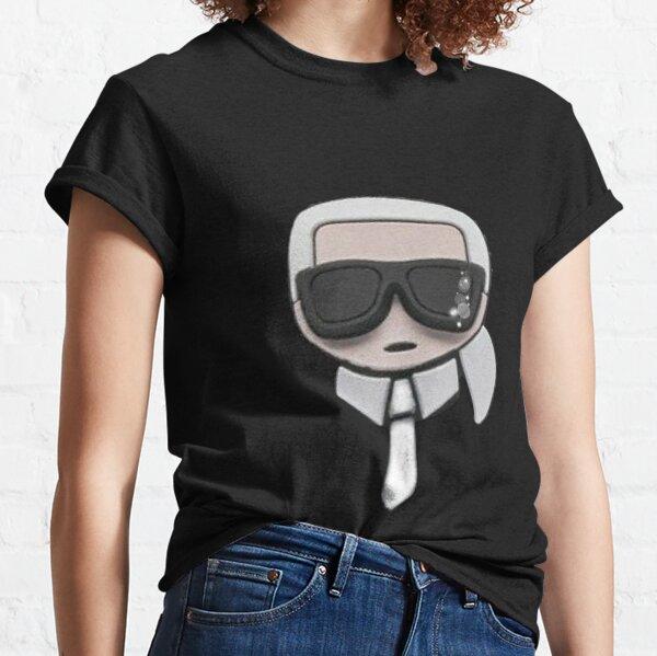 Karl Lagerfeld tribute Classic T-Shirt