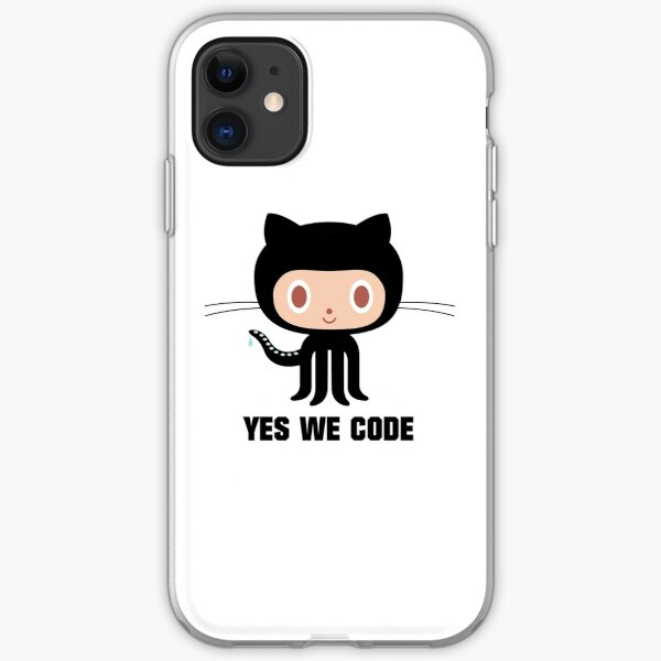 ★ Yes We Code iPhone Soft Case