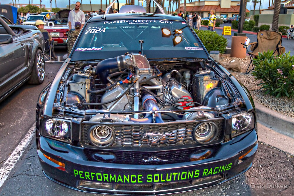 One Furious Ford by Craig Durkee