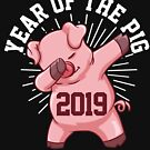 Year Of The Pig by 4tomic