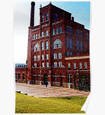 Dubuque Star Brewery  Poster