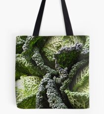 Savoy Cabbages Tote Bag