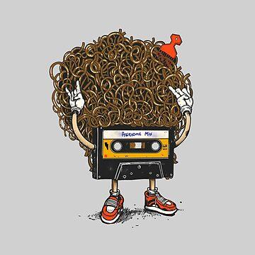 awesome mix Vol. Funky by Madkobra