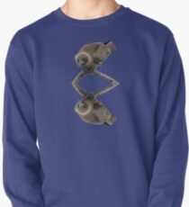 Curious young boobie Pullover Sweatshirt