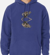Curious young boobie Pullover Hoodie
