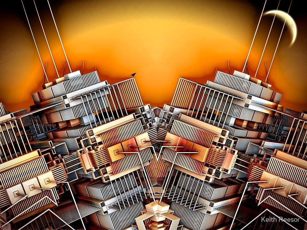Little Neutrino by Keith Reesor