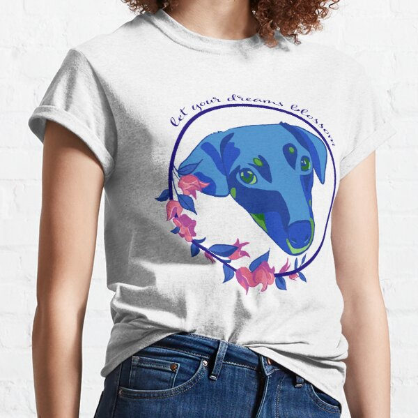 Let Your Dreams Blossom - Gracie Classic T-Shirt