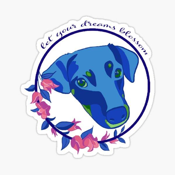 Let Your Dreams Blossom - Gracie Sticker
