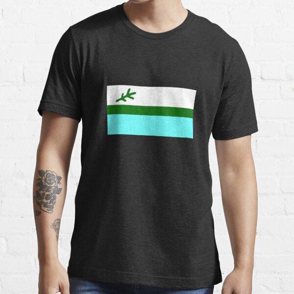 Flag of Labrador, Canada Essential T-Shirt
