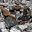 Rust Never Sleeps - 2 by Eric Scott Birdwhistell