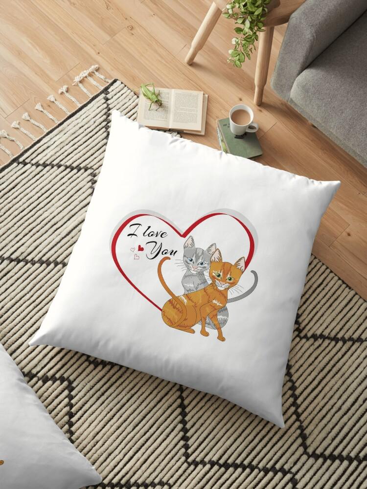 «Gatos enamorados» de CREATINERY