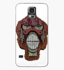 Monkey Teeth 3D Funda/vinilo para Samsung Galaxy